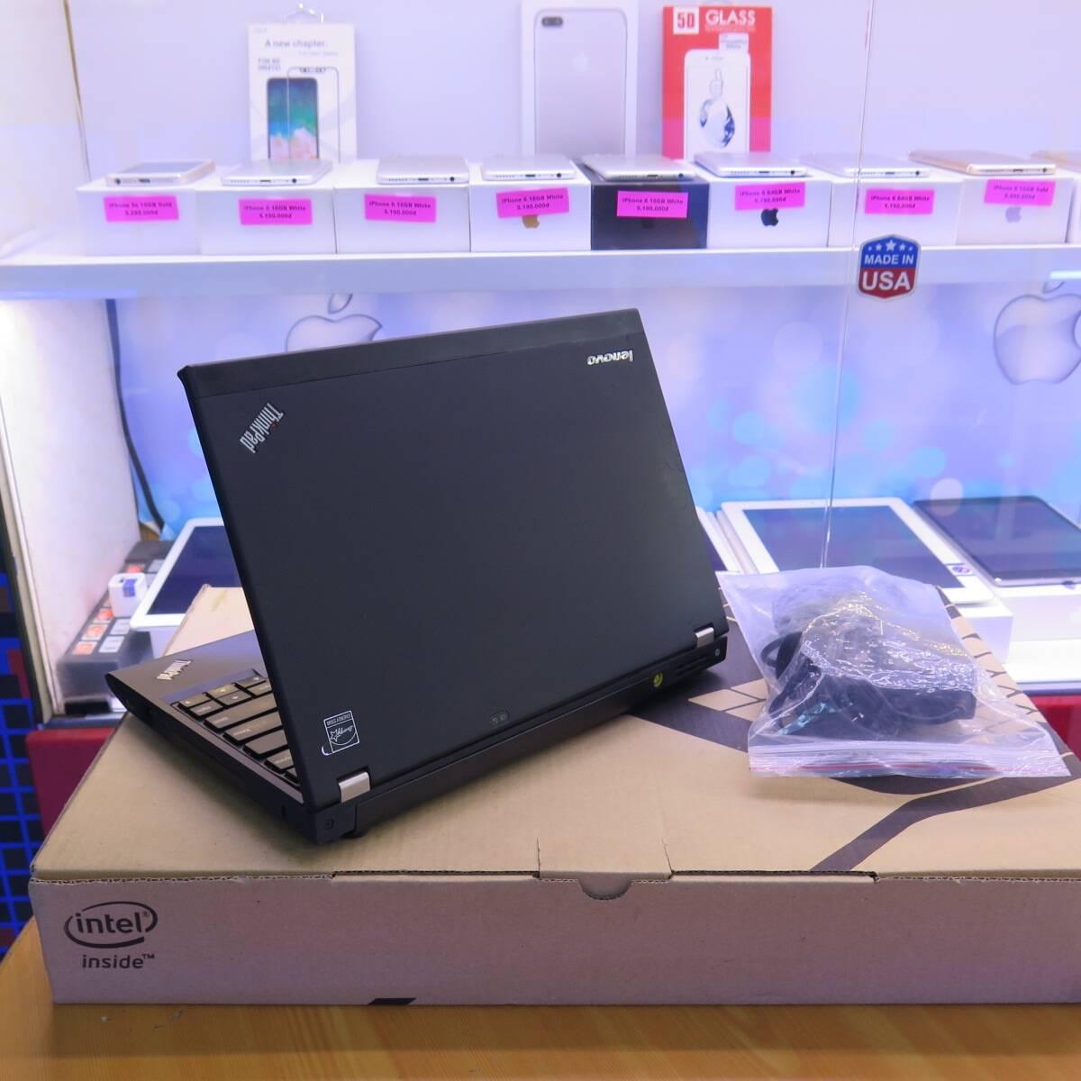 Lenovo Thinkpad X220 I5 2520M Ram 4GB SSD 128GB