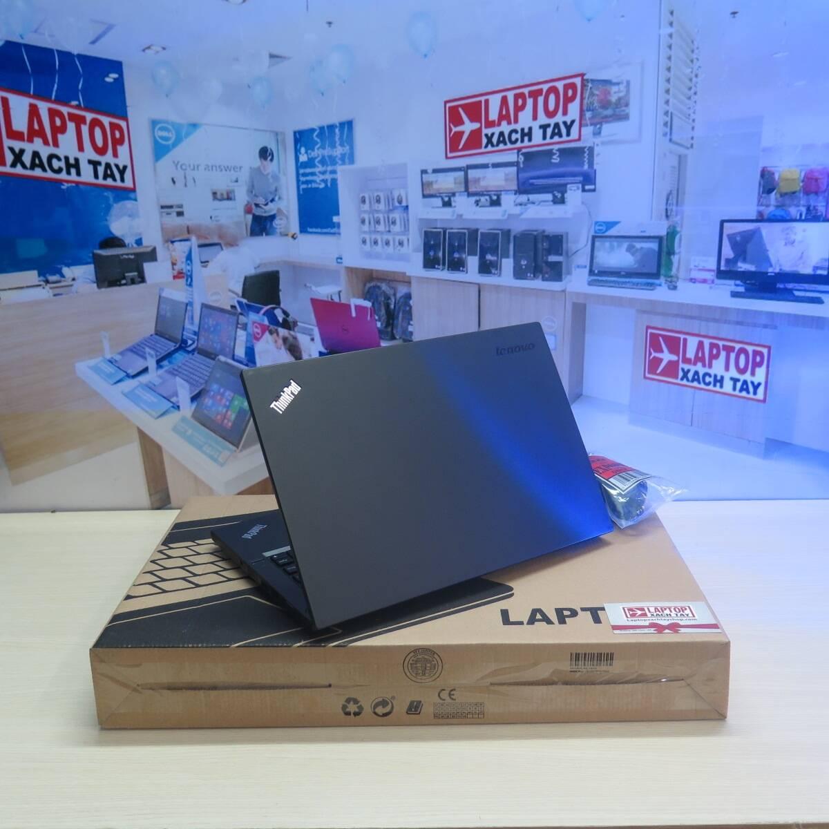 Lenovo Thinkpad T440S I7 4600U Ram 8Gb 240Gb SSD