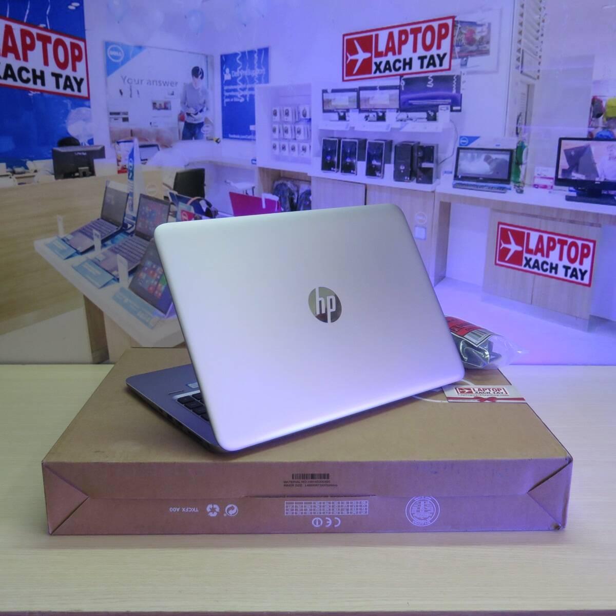 HP Elitebook 1040 G3 I5 6300U RAM 8GB M2 SATA 256GB Cảm ứng 2K