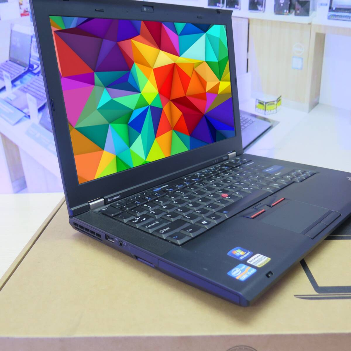 Lenovo Thinkpad T420S i5 2540M RAM 4GB HDD 500GB