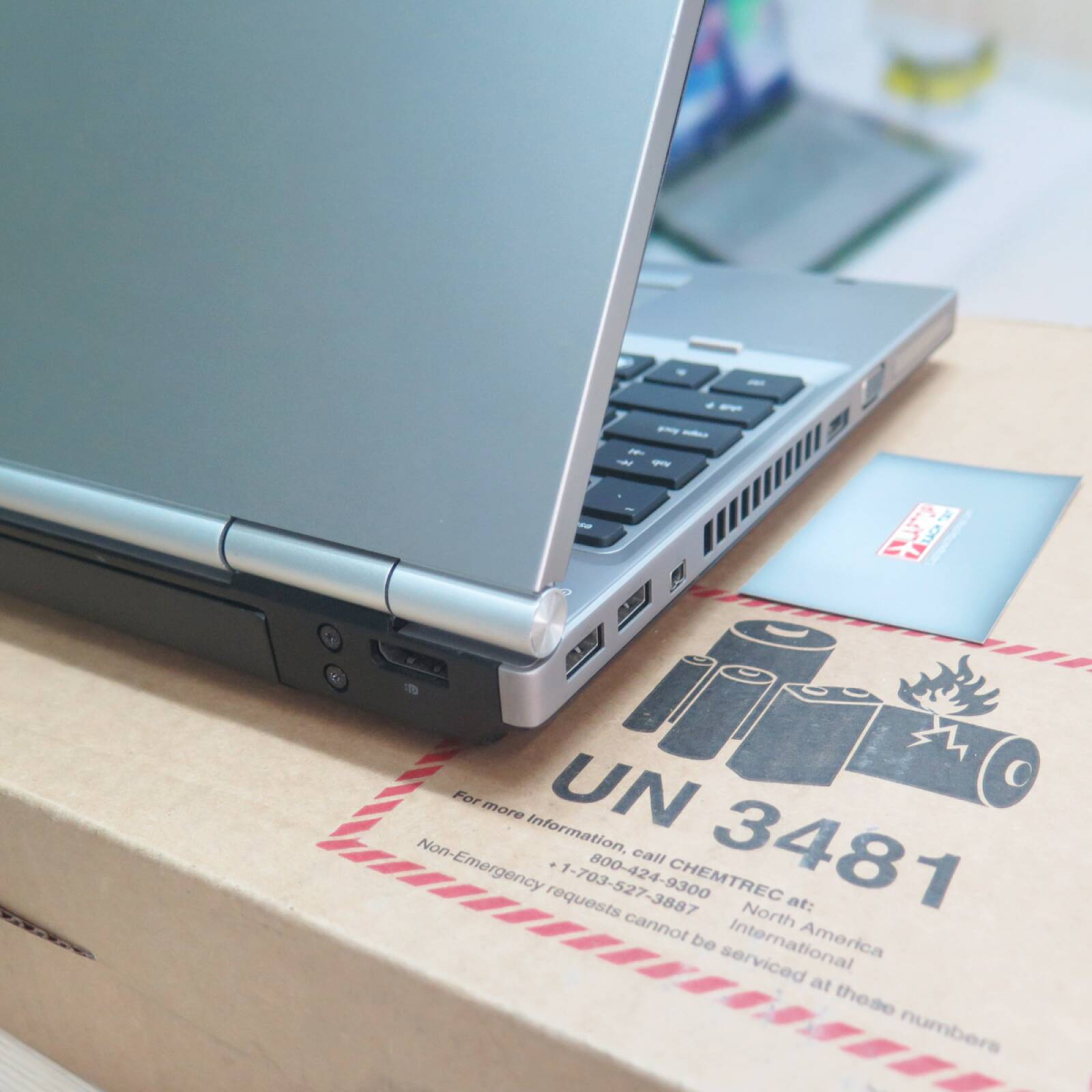HP elitebook 8560p tại Laptopxachtayshop.com