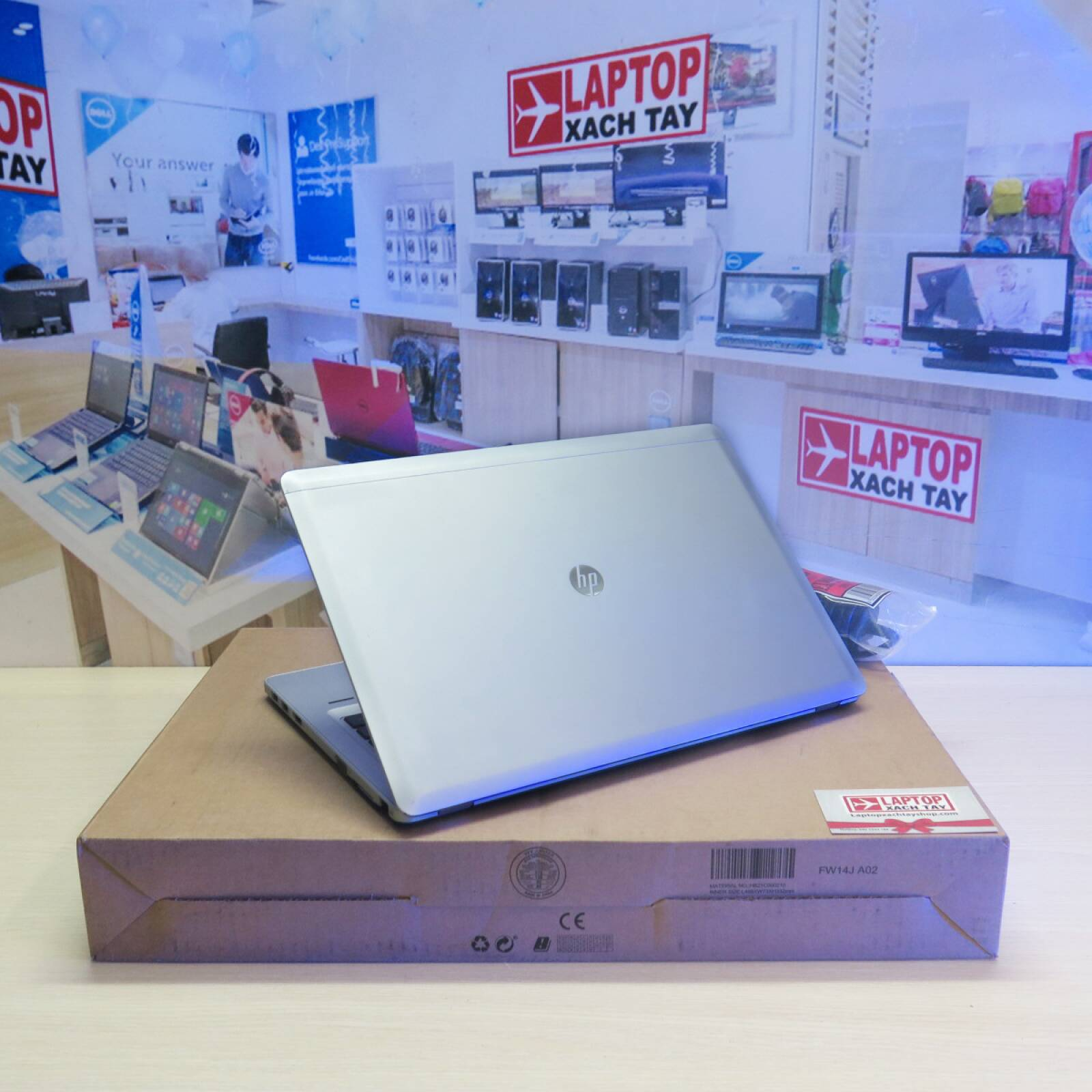 Laptop HP Elitebook 9480M tại Laptopxachtayshop.com