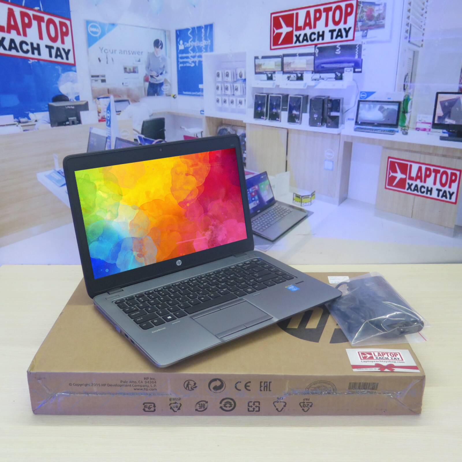HP Elitebook 840 G2 tại Laptopxachtayshop.com
