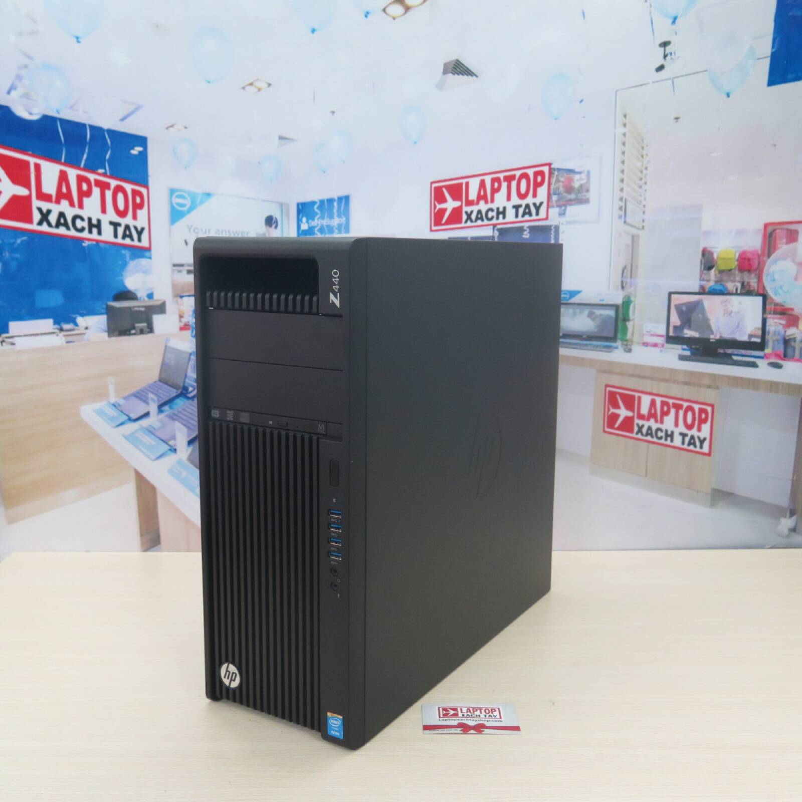 HP Workstation Z440 tại Laptopxachtayshop