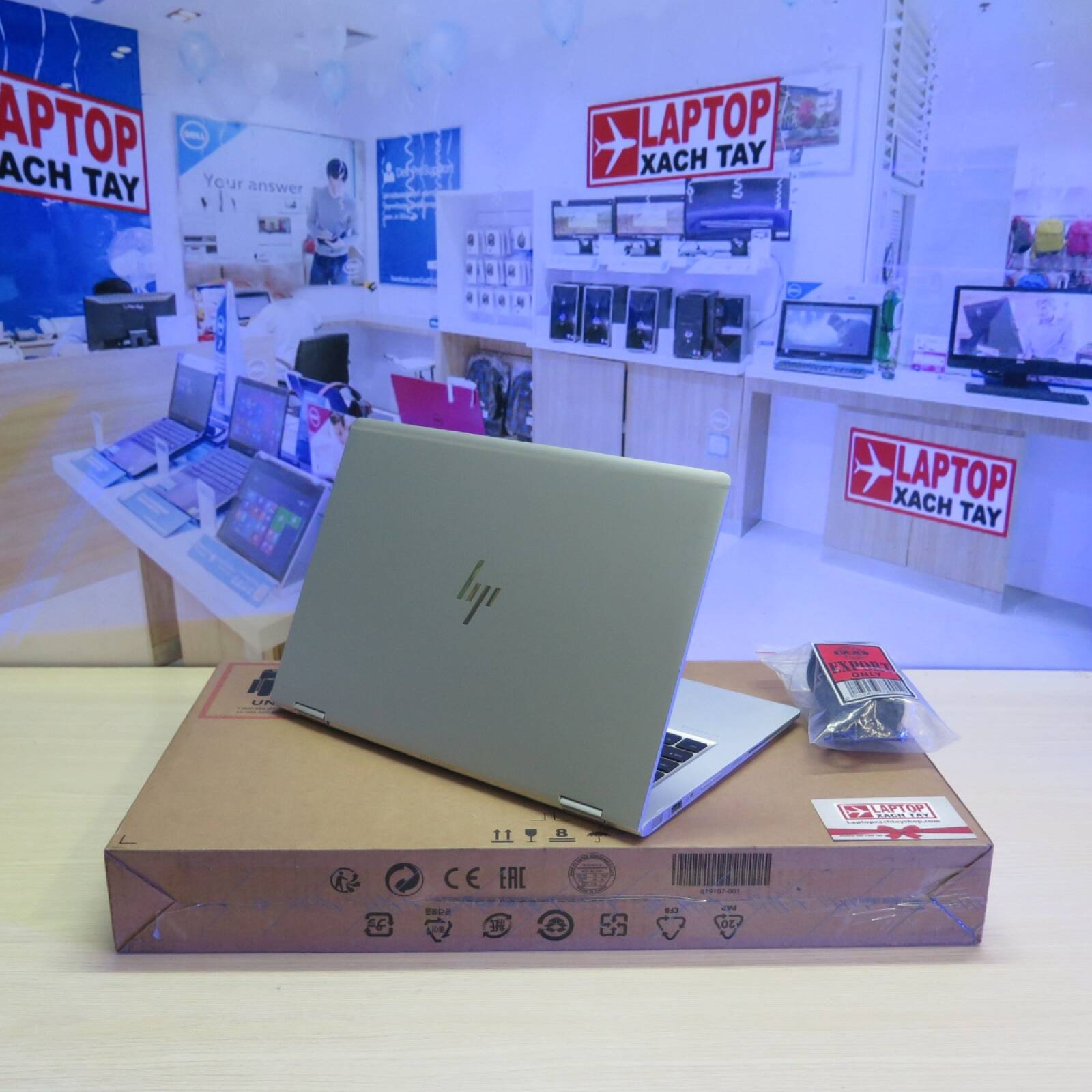 HP Elitebook X360 1030 G2 tại Laptopxachtayshop.com